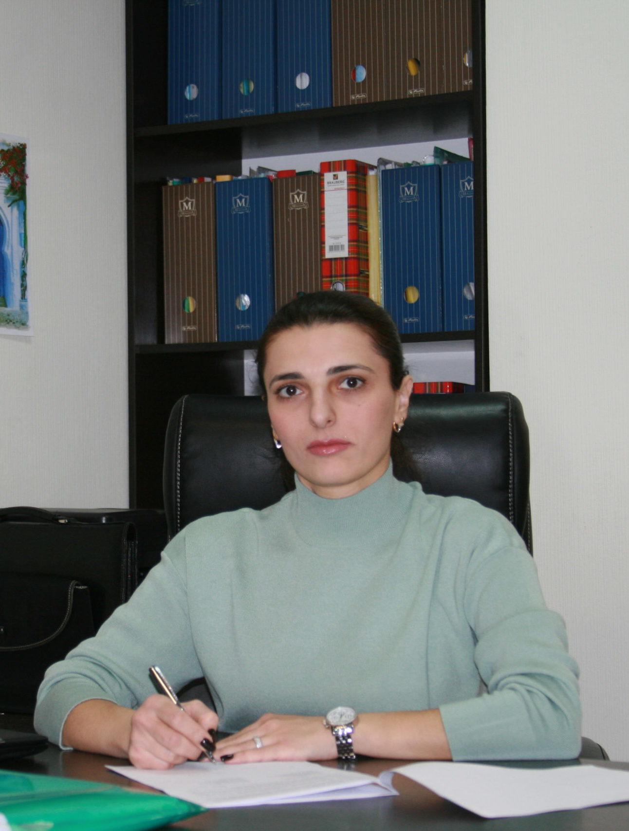 Микаелян Елизавета Сергеевна