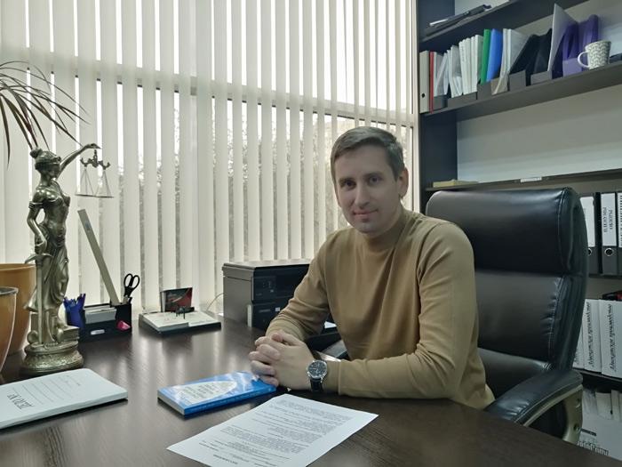 Фролов Евгений Геннадьевич